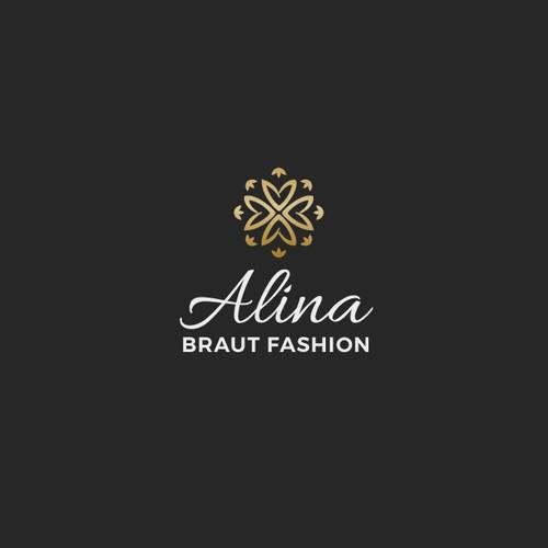 Logo concept for bridal fashion company