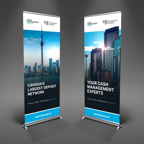 CASH MANAGEMENT GROUP banner design