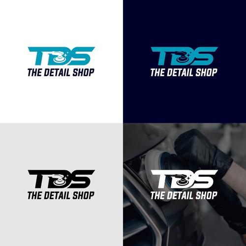 Logo for Auto Detailing