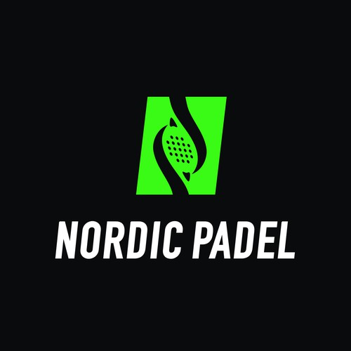 Logo design for Nordic Padel