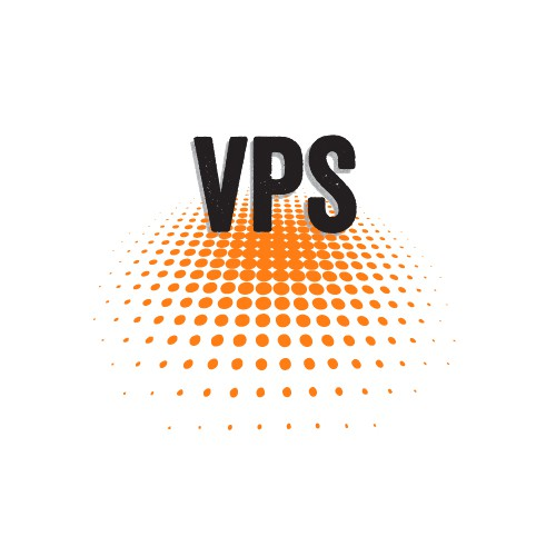 Create a modern, recognizable logo for VPS