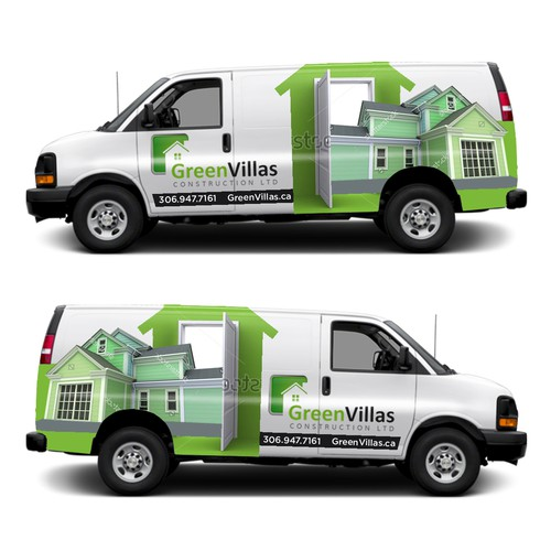 Wrap for Green Villas