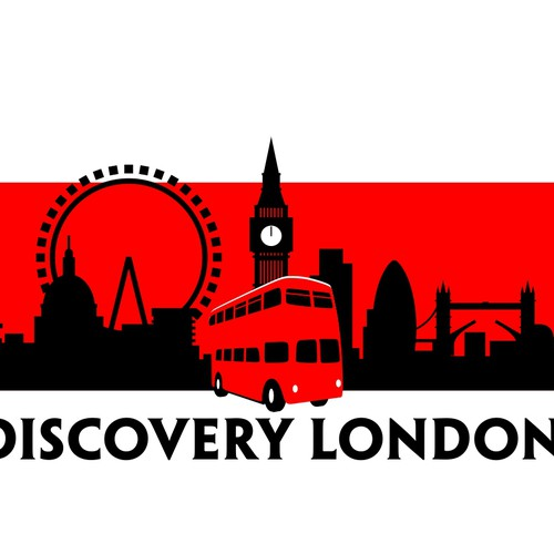 Help Discovery London with a new logo