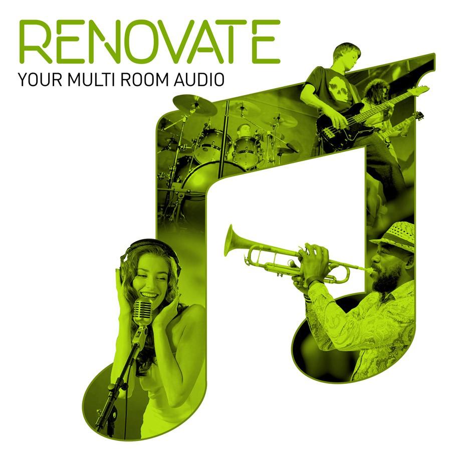 CasaTunes Audio Renovation