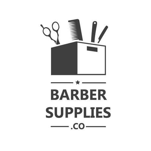 Logo Concept for BarberSupplies.co