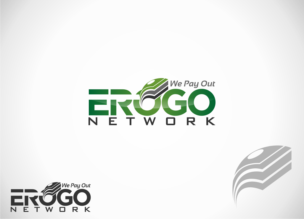 Help EROGO NETWORK with a new logo