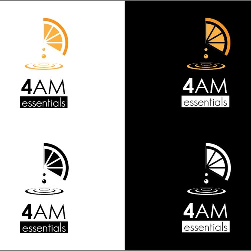 Create a custom logo for an up and coming skincare products manufacturer