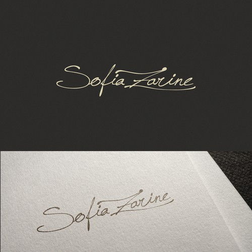 logo design Sofia Zarine