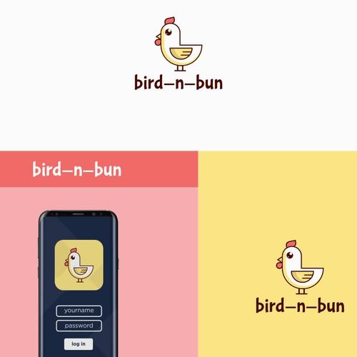 Logo for bird n burn