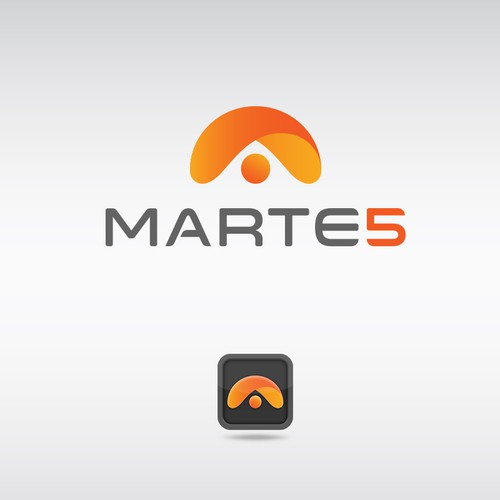 """""""Marte5-Augmented Reality"""" need a new stunning logo!"""