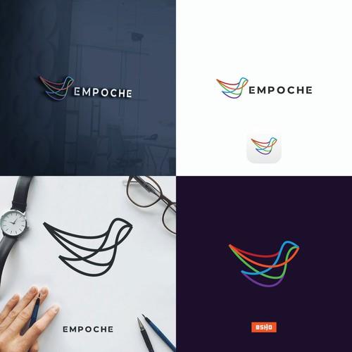 Creative Logo for a next gen Time Management Software