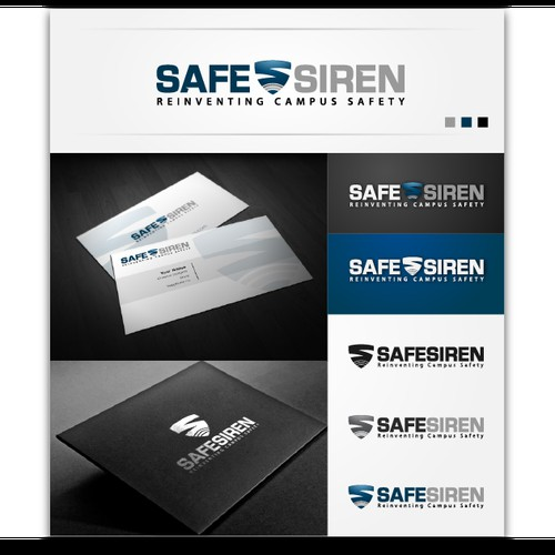 Safe Siren: 'reinventing campus safety' needs a new logo!