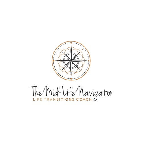 Life Coach needs a stylish and empowering logo to attract women in mid-life