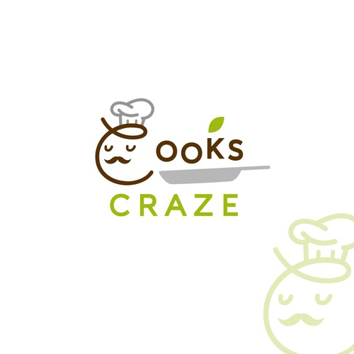 A fun logo for a kitchen products company