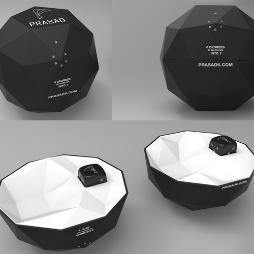 Flex Your Creative Muscle - Design geodesic product packaging