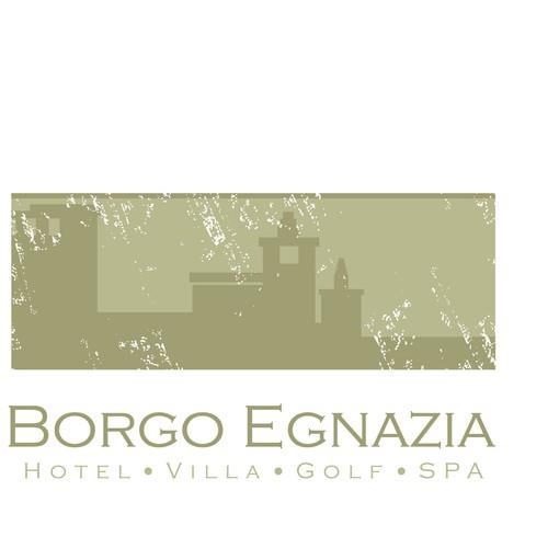 LOGO for borgo egnazia