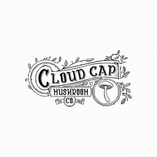 Cloud cap mushroom
