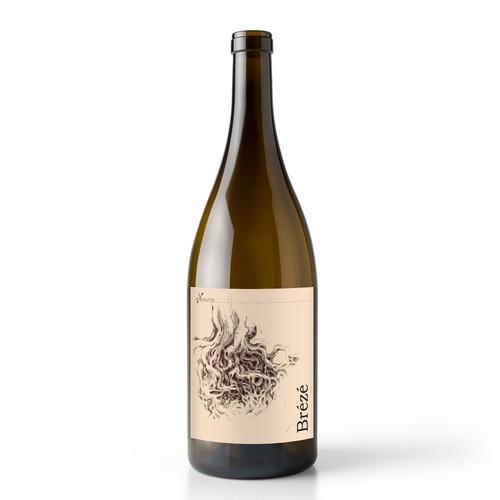 Natural Wine Label
