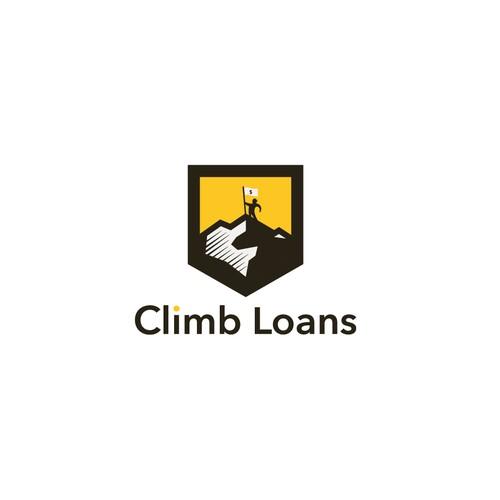 Climb Loans Logo