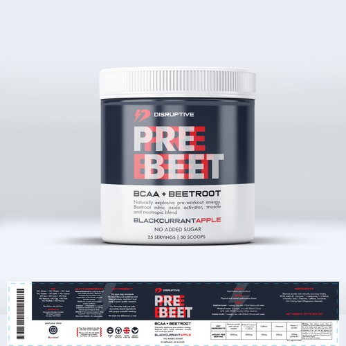 PreBeet Label