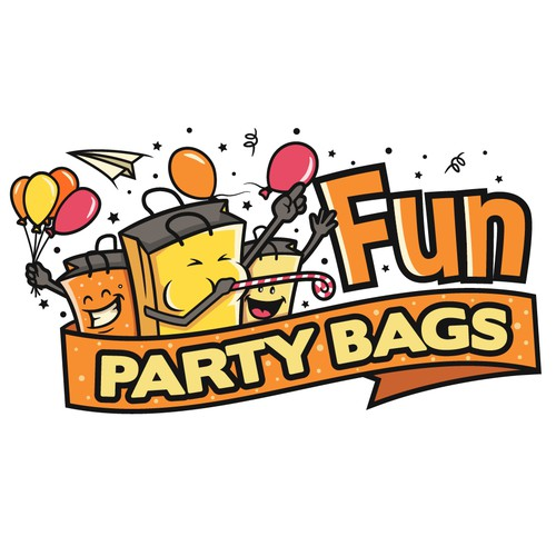 Fun Party Bags logo
