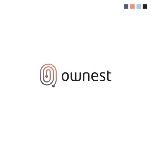 Logo design entry for Ownest