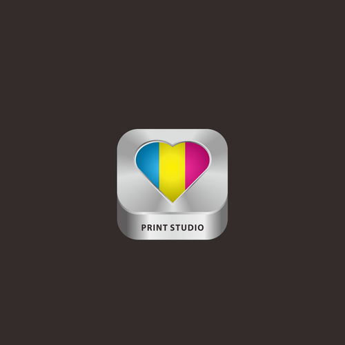 New Icon For Our Popular iPhone App, Print Studio