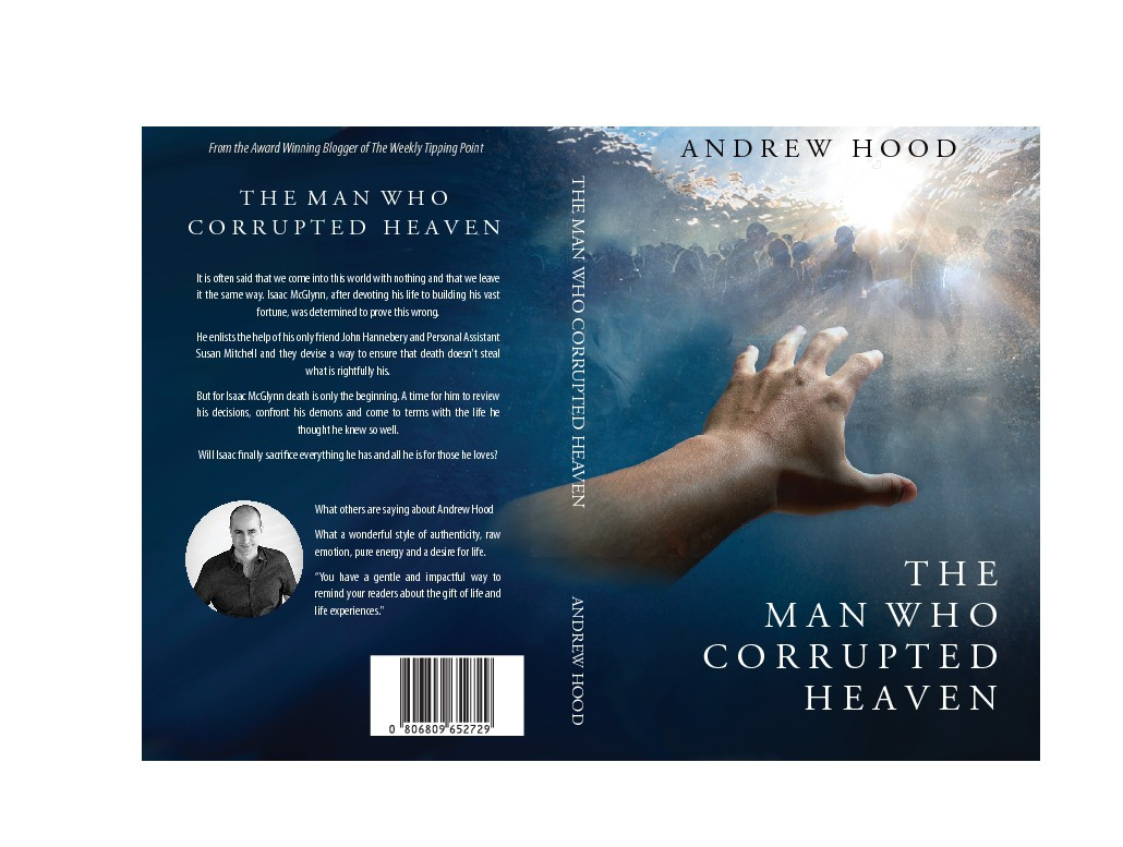 The Man Who Corrupted Heaven - book cover