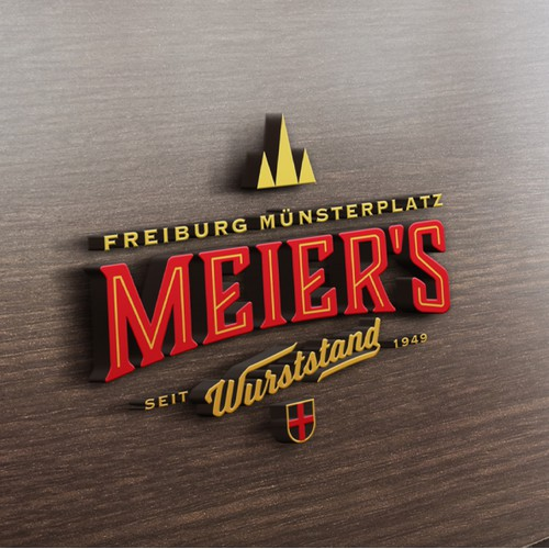 Logo for Meier's Wurststand