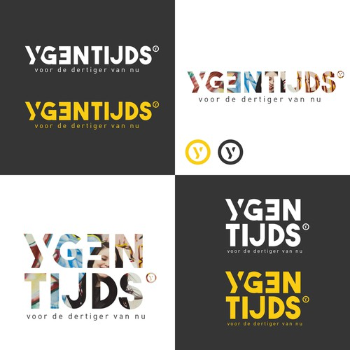 Ygentijds logo