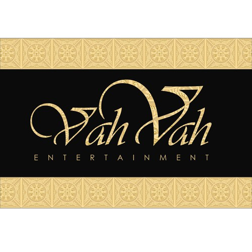 New logo wanted for VahVah Entertainment