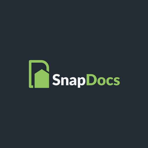 Design a Clean and Professional New Logo for SnapDocs