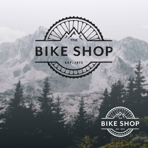 New Logo for The Bike Shop