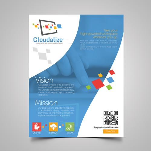Cloudalize Vision & Mission