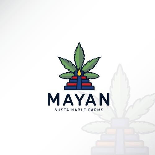 Great Pyramid for MAYAN