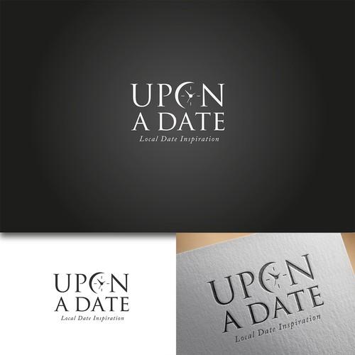 Elegant logo for dating inspiration site