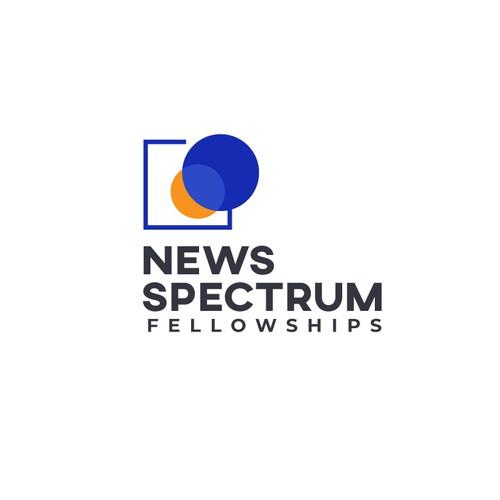 Logo Design for NEWS SPECTRUM FELOWSHIPS