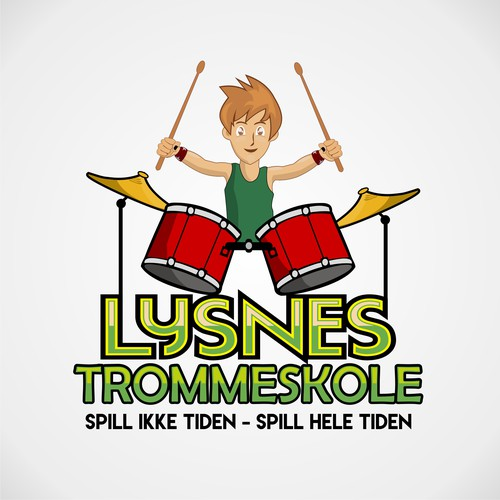 Logo For Drum Lessons
