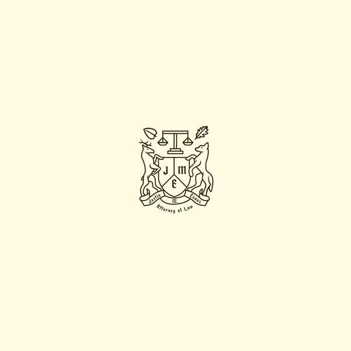 Justin M. Evans - Logo design
