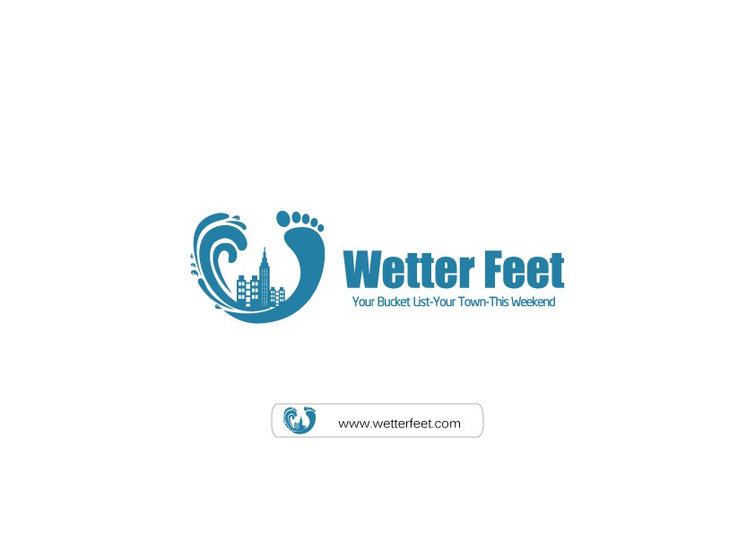 Help Wetter Feet with a new logo