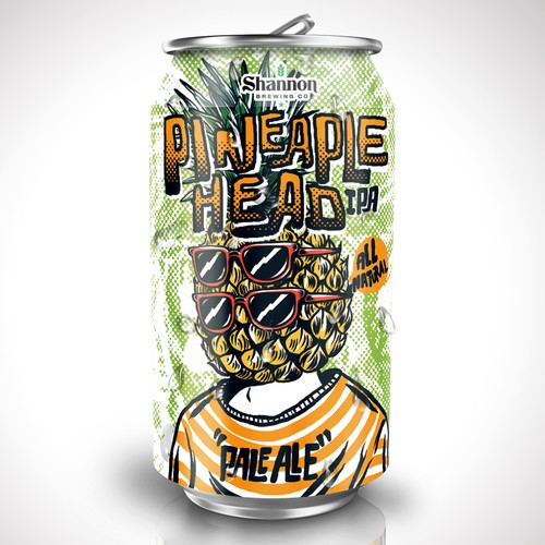 pineaple head beer brewing