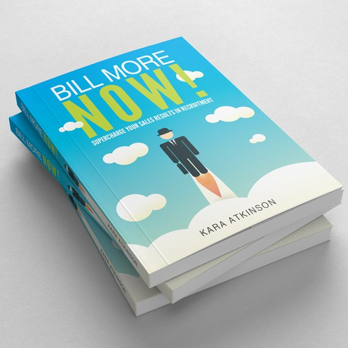 Bill More Now! Book Cover