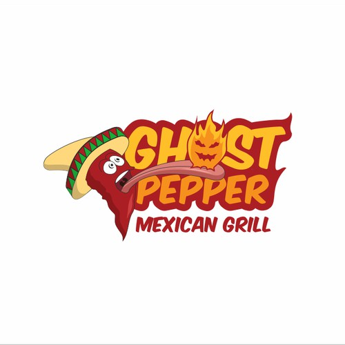 Ghost pepper mexican grill