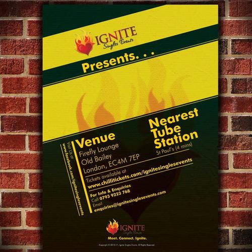 Ignite Social Network Poster