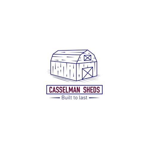 CASSELMAN Sheds