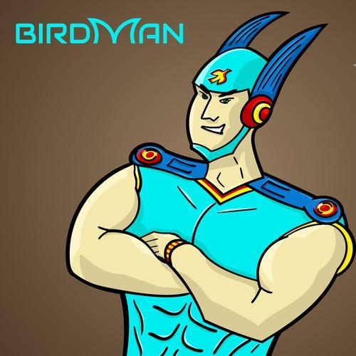 Birdman character