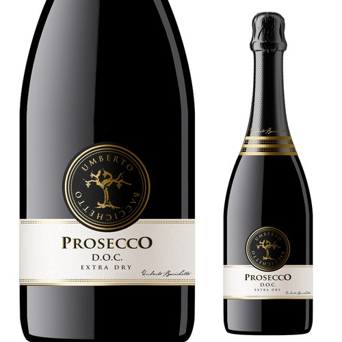 Prosecco Doc Wine Label