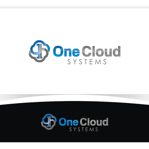 Create the next logo for One Cloud Systems