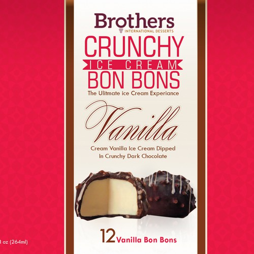 Bring our Crunchy Bon Bons to a new level