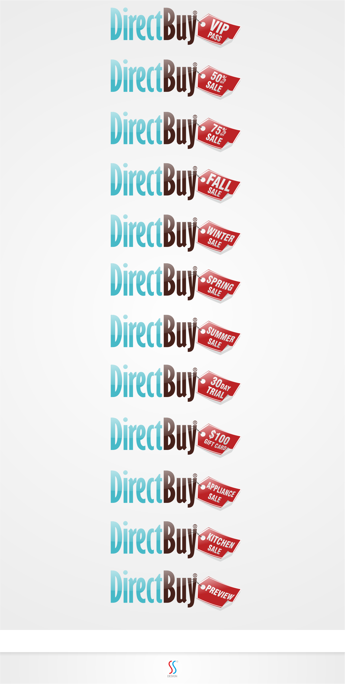 Create the new logo for DirectBuy Offer